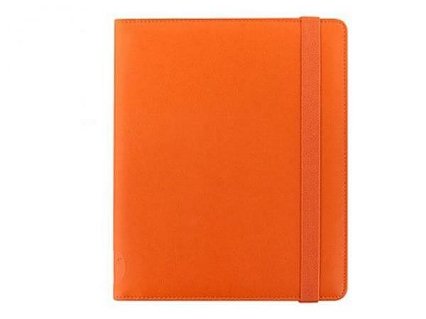 Blockmappe Filofax Metropol A4 Folio Elastic orange