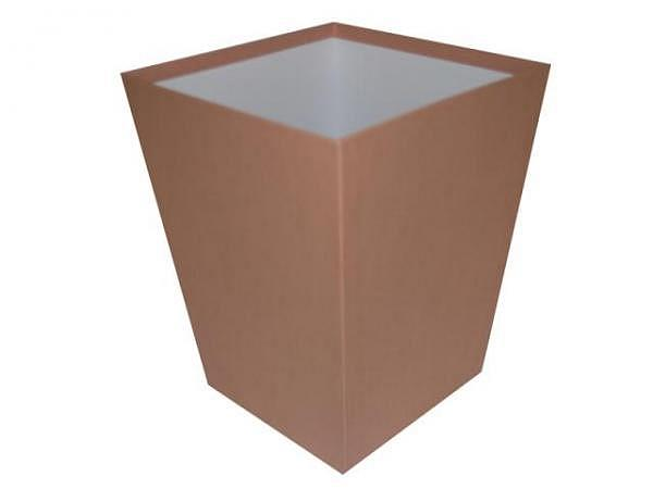 Papierkorb Bigso Box Papierbezug Sofia altrosa