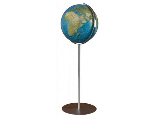 Globus Columbus Standglobus Duorama 40cm de., handkaschiert
