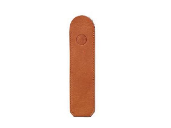 Stiftetui Montblanc Sartorial schwarz 7x16,8cm für 2 Stifte