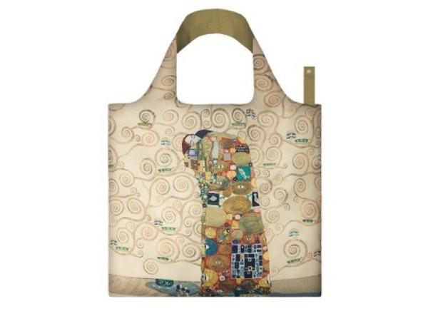 Tasche Loqi Gustav Klimt Fulfilment 50x42cm