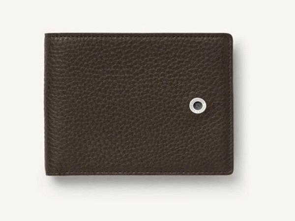 Kreditkartenetui Graf von Faber-Castell Cashmere dunkelbraun