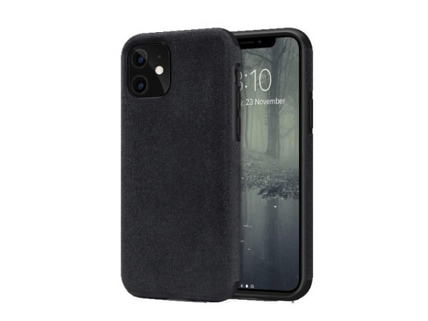 Handyhülle ArktisPRO Alcantra Case für Apple iPhone 11 Pro Max