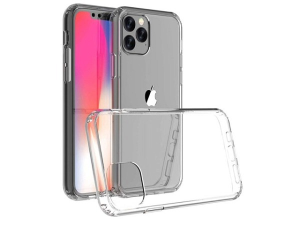 Handyhülle ArktisPRO Cushion Clear für Apple iPhone 11 Pro Ma