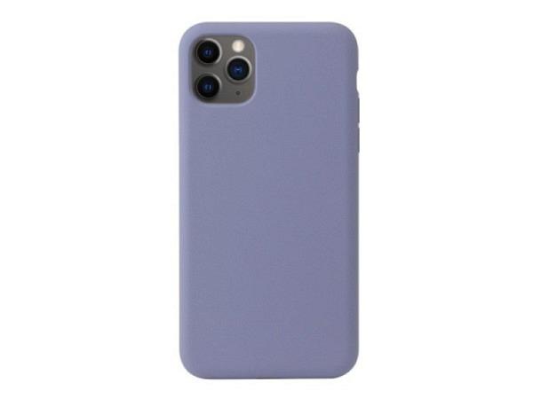 Handyhülle Iceo Silikon Lavendel für Apple iPhone 11 Pro Max