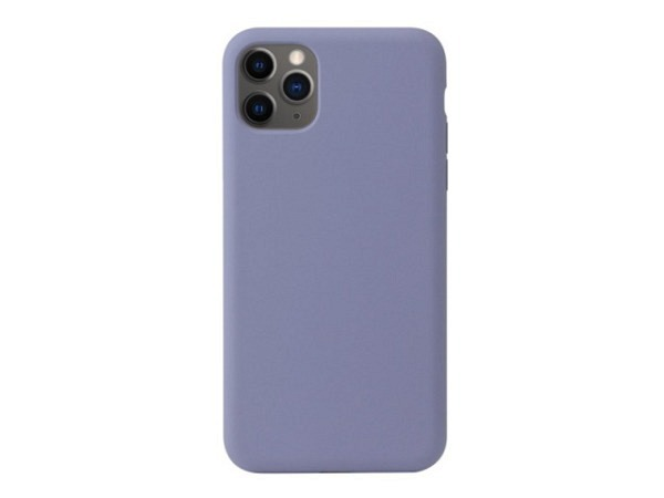 Handyhülle Iceo Silikon Lavendel für Apple iPhone 11 Pro