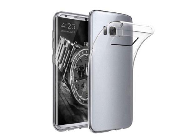 Handyhülle ArktisPRO Air Case Invisible für Samsung Galaxy S8+