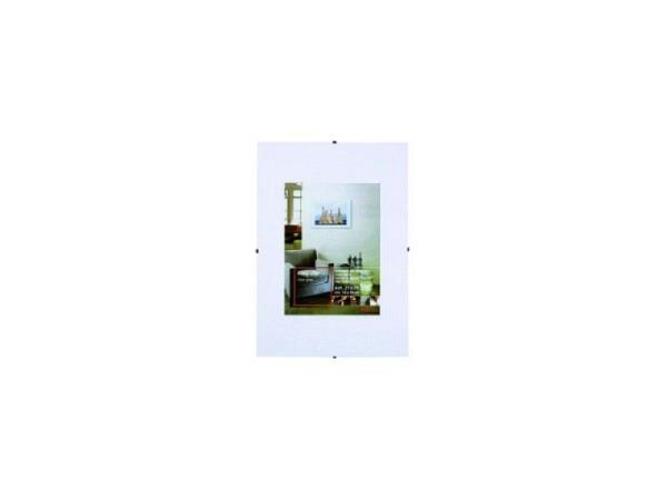 Wechselrahmen Easy Clip normal Glas 18x24cm randlos