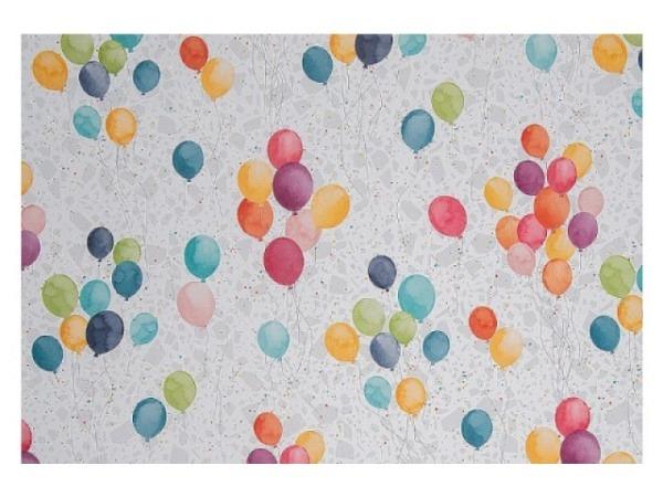 Geschenkpapier HOP Girl Power 70cm breit, 200m lang