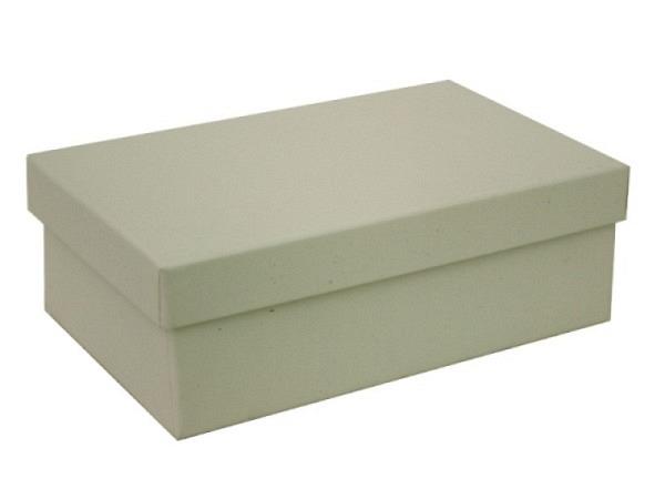 Geschenkschachtel Artoz Pure Box rechteckig M Green Line birch