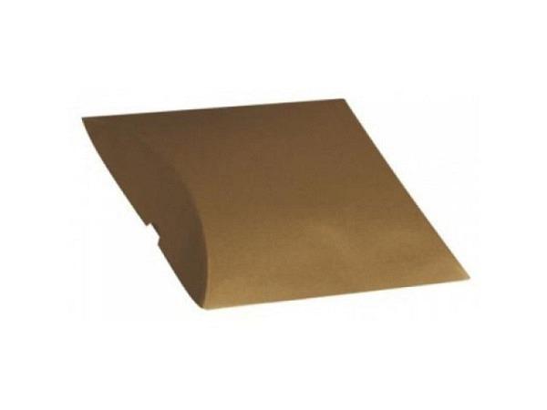 Geschenkfaltschachtel Artoz Pure Soft Box S Green Line grocer kraft