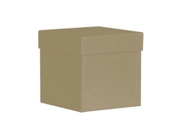 Geschenkfaltschachtel Artoz Pure Soft Box M Silky sand