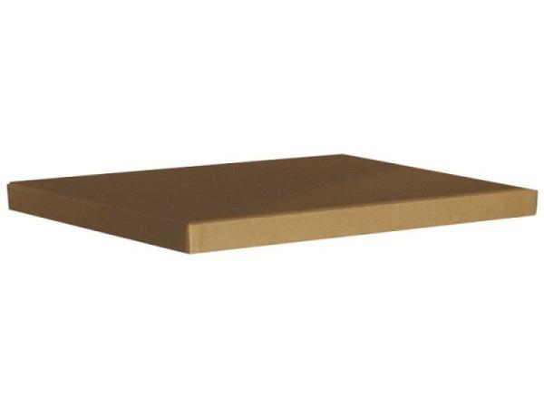 Geschenkschachtel Artoz Pure Box A4 grocer kraft
