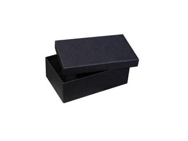 Geschenkschachtel Artoz Pure Box rechteckig M black