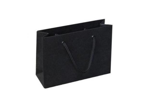 Geschenksack Artoz Pure Shopper L black