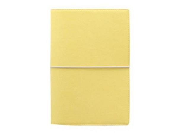 Ringbuch Filofax Personal Domino Soft lemon hellgelb