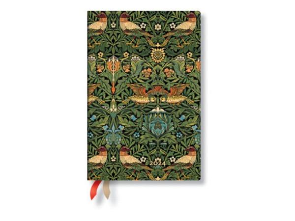 Agenda Paperblanks Mini Flexi 9,5x14cm On the Road 7 Tage auf 2 Seiten