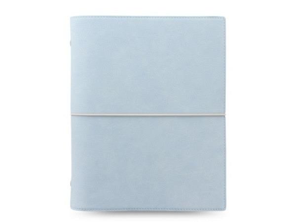 Ringbuch Filofax A5 Domino Soft hellblau