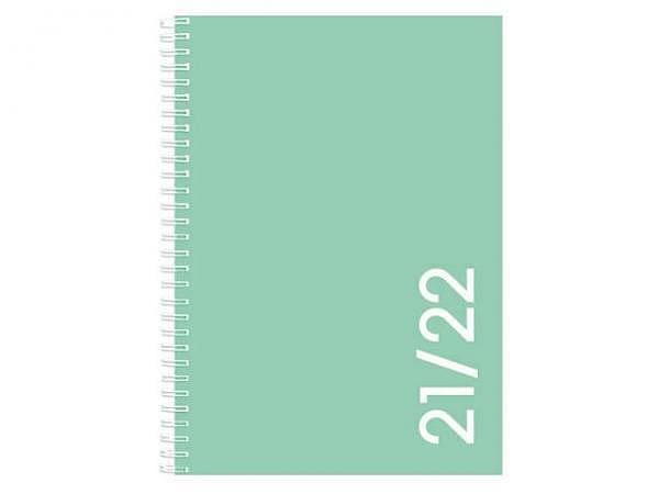 Agenda Simplex Sommer Colors Weekly A5 fresh green