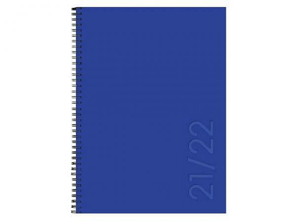 Agenda Simplex Sommer Colors Weekly A5 true blue