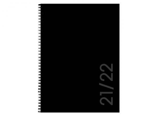 Agenda Simplex Sommer Colors Weekly A5 schwarz