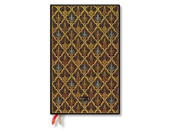 Agenda Paperblanks Sommer Maxi 13,5x21cm Schmetterlingsgarten, 7 Tage auf 2 Seiten