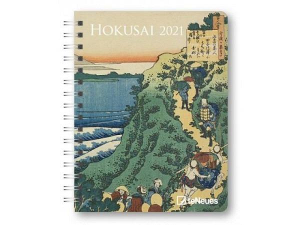 Agenda teNeues Buchkalender Rizzi James 7 Tage auf 1 Seite