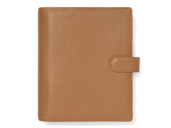 Ringbuch Filofax Pocket Domino Luxe purpur