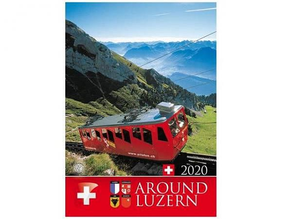 Kalender Around Luzern 16x21cm