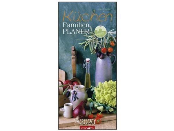 Familienplaner Weingarten Küchenplaner 22x48cm