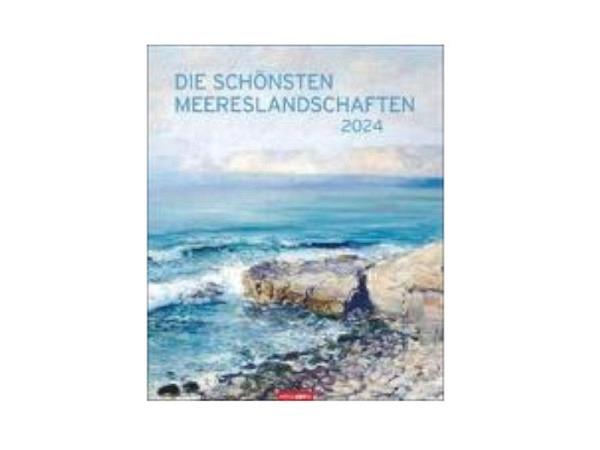 Kalender Die schönsten Meereslandschaften 46x55cm