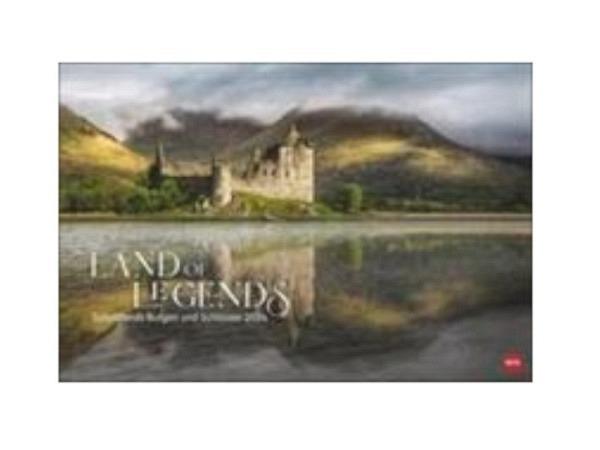 Kalender Land of Legends 58x39cm
