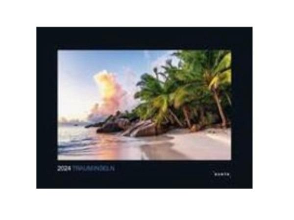 Kalender Trauminseln 46x48cm