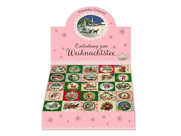 Adventskalender Coppenrath Einladung zum Weihnachtstee