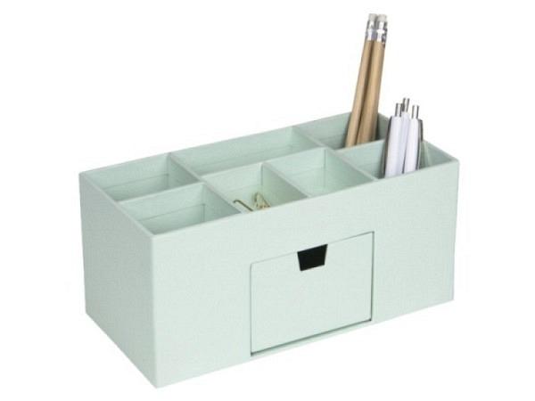 Bürobutler Bigso Box Papierbezug Vendela Mint