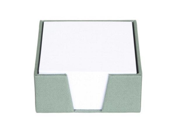 Zetttelkasten Bigso Box Papierbezug James mintgrün
