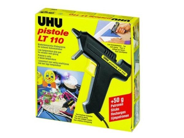 Leim Uhu Klebepistole LT110 für Schmelzkleben