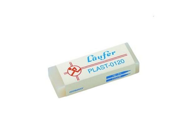 Radiergummi Läufer Plast 0120 Farb-und Bleistift
