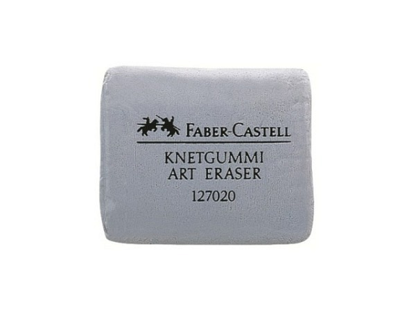 Knetgummi Faber-Castell grau Art Eraser