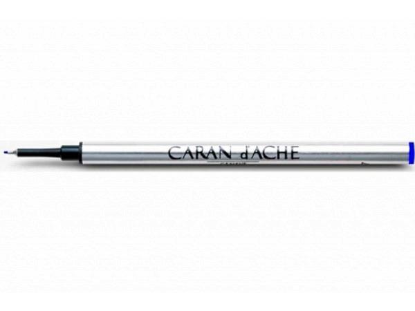 Mine Caran d'Ache Faserpatrone Fein F blau 8122.160, 11cm