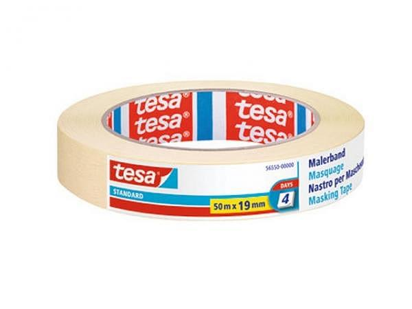 Abdeckband Tesa Malerband standart 19mmx50m