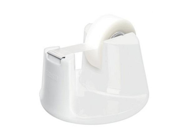 Abroller Tesa Easy Cut Tischabroller Compact weiss