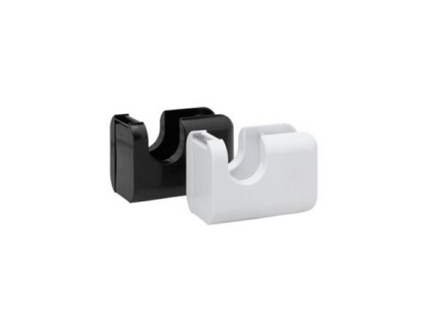 Abroller Tesa Kunststoff eckig max. 19mm schwarz
