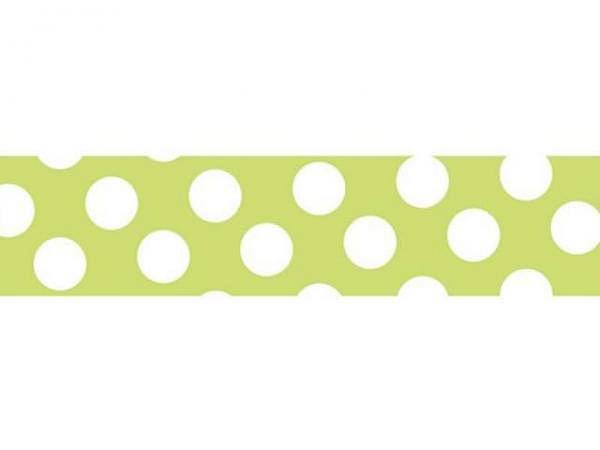 Klebeband Mark's Masté Washi Masking Colorful Red Polka Dots