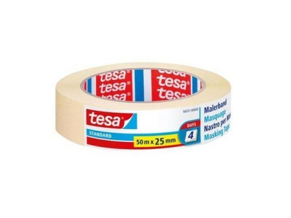 Abdeckband Tesa Standard 25mmx50m