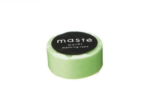 Klebeband Mark's Masté Washi Masking Neon Light green