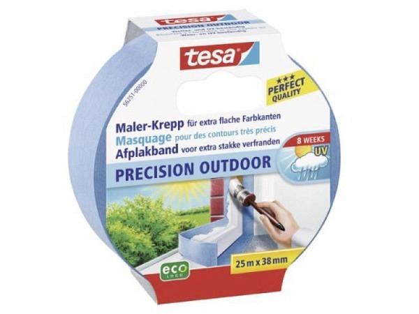 Abdeckband Tesa Precision Outdoor 38mmx25m