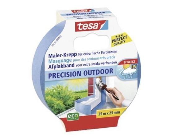 Abdeckband Tesa Precision Outdoor 25mmx25m