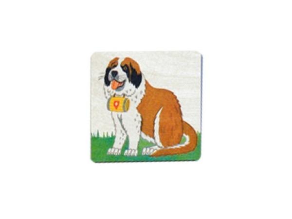 Magnet Atelier Fischer Birkensperrholz Hund