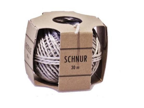 Schnur Bächi Flurocord aus Polypropylen hanffarben 1,5mmx30m